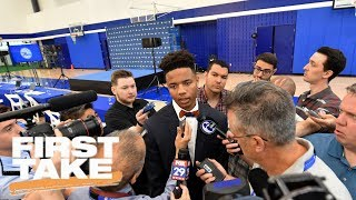 First Take Reacts To Markelle Fultz