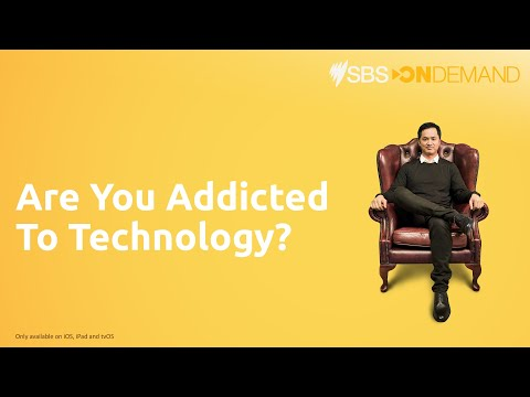 Are You Addicted to Technology? | Trailer | Watch on SBS On Demand