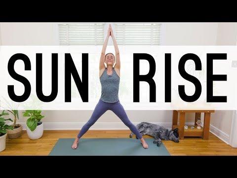 Sunrise Yoga  |  Yoga With Adriene thumbnail