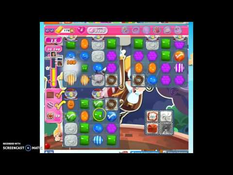 Candy Crush Level 2186 Help W/audio Tips, Hints, Tricks