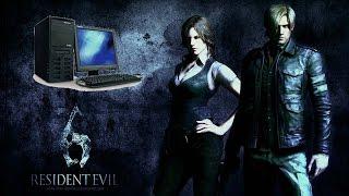 Resident Evil 6 - Intel Core 2 Duo | GT520 | 2GB RAM