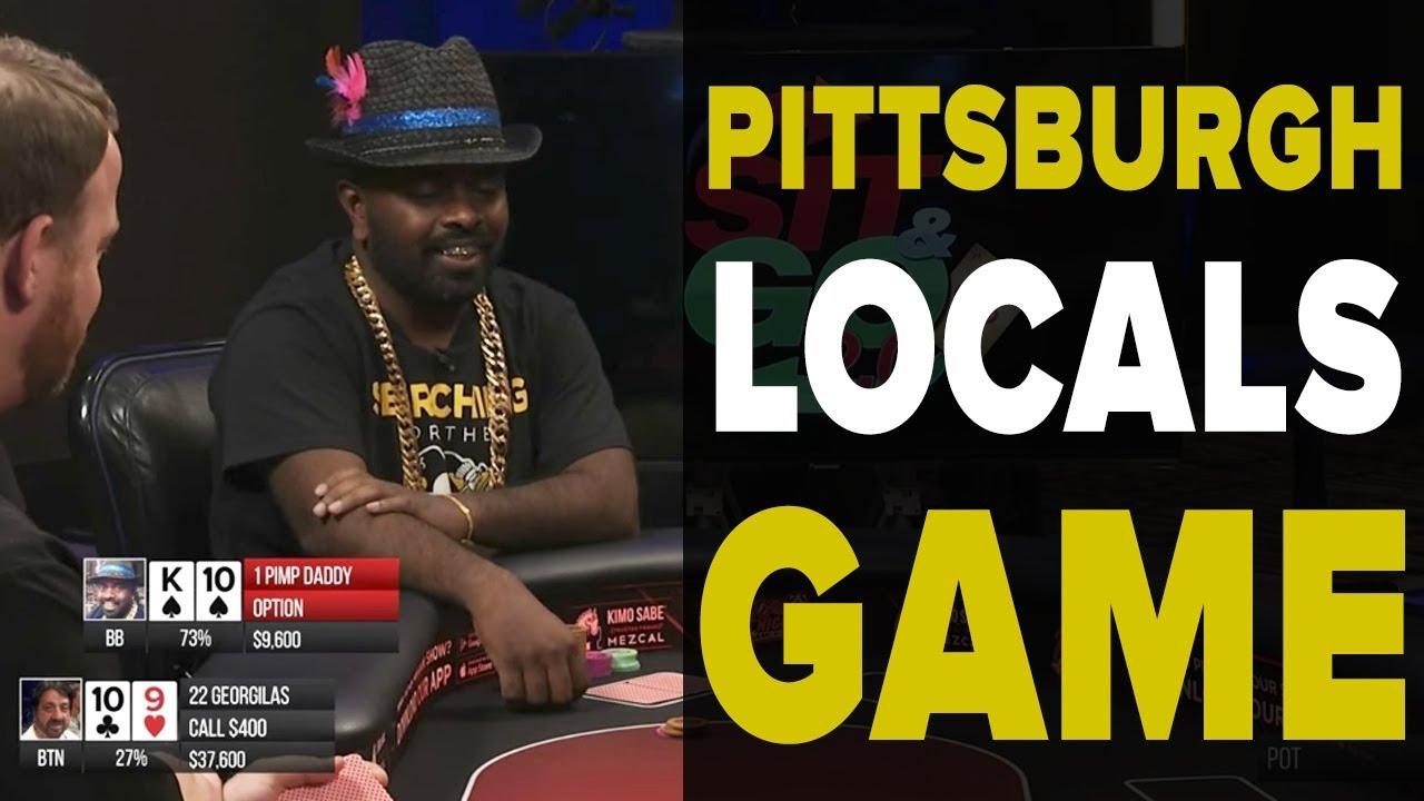 Poker tournaments pittsburgh pa moto electrique avec roulette
