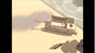 Early gameplay prototype - Unnamed shooter