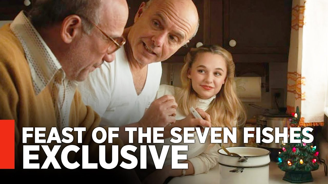 Feast Of The Seven Fishes Exclusive Clip Rings In The