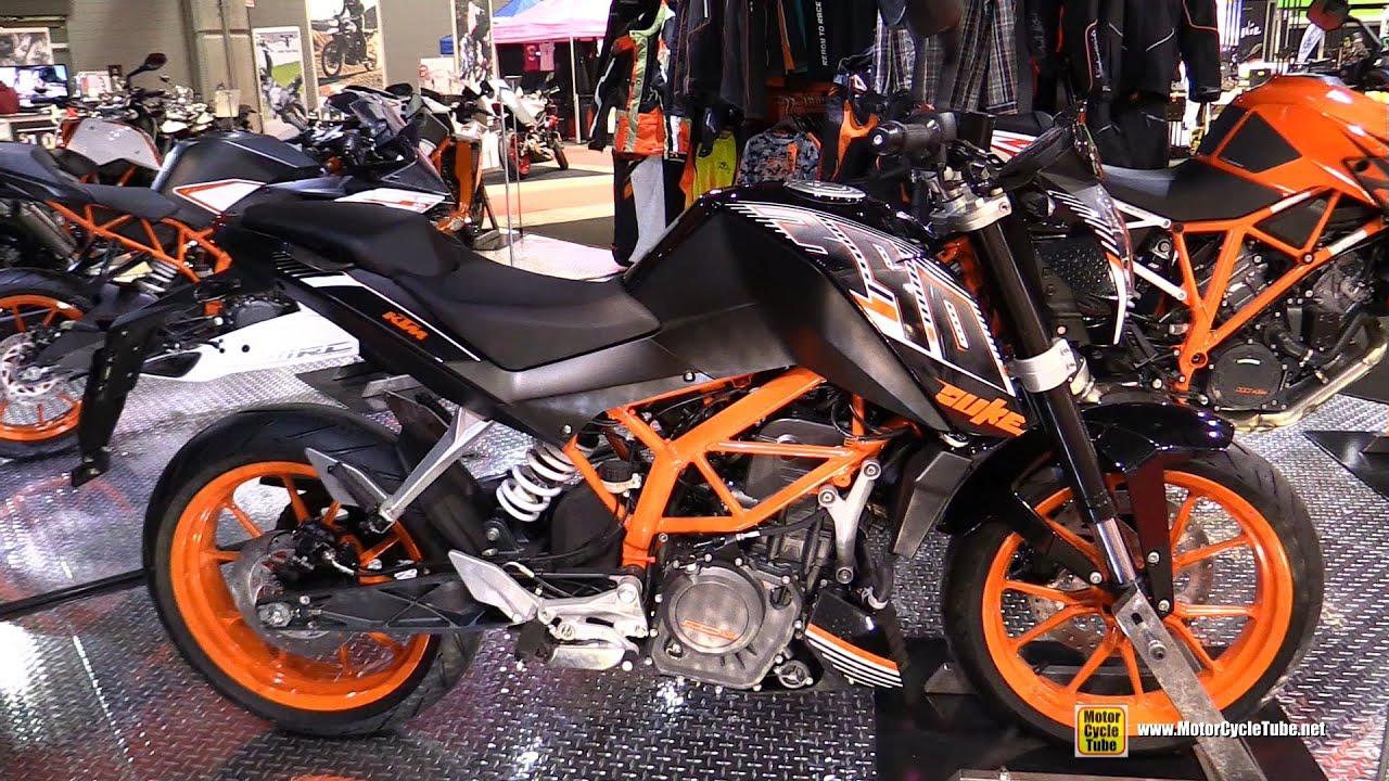 2015 ktm 390 duke - walkaround - 2015 salon moto de quebec - youtube