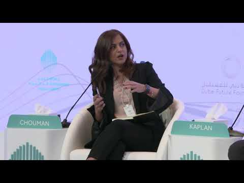 One Million Arab Coders Panel - WGS2018