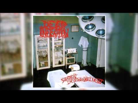 Dead Infection  - Surgical Disembowelment (1993) [FULL ALBUM]