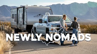 Newly Nomads (2021) - Full Documentary | Wild Hixsons | Full-time RV Travel Documentary