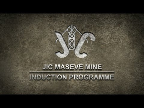 JIC Maseve - Induction Programme
