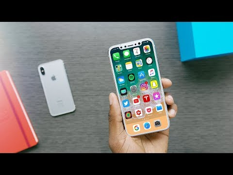 Thumbnail: The iPhone 8 Model!