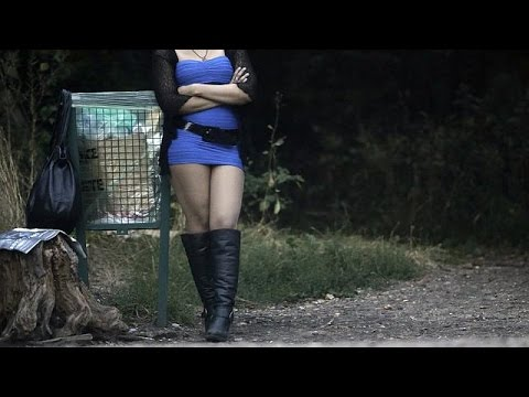 Avrupa'da beyaz kadın tacirlerinin...