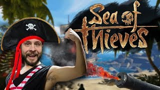 BURIED IN BOOTY - Sea of Thieves Gameplay