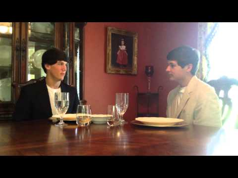 The Wolf Of Wallstreet Restaurant Scene Adaptation (1080p)