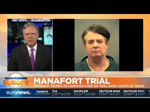Paul Manafort Trial: Trump's ex-campaign chief goes on trial today over counts of fraud