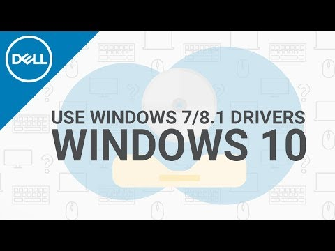 Update Drivers Windows 10 - When No Drivers Found (Official Dell Tech Support)