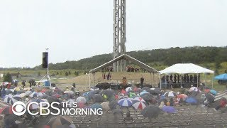 9/11 memorial in Shanksville immortalizes voices of victims