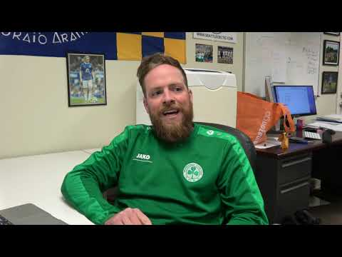 Favorite Soccer Memories - Episode 2 - Conor Walshe