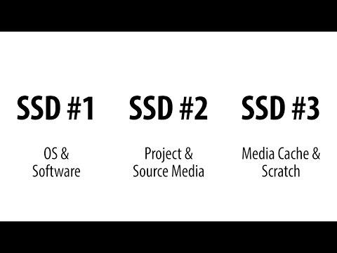 Optimizing Storage for Premiere Pro