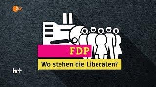 Wer ist eigentlich die FDP? - heuteplus | ZDF