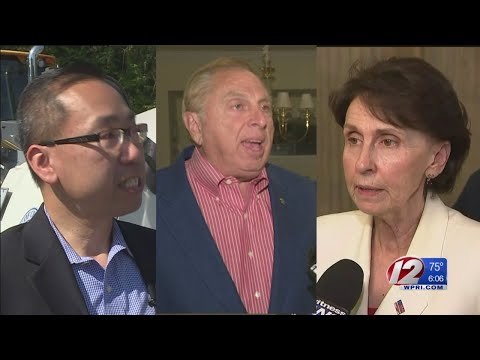 RI Republican gubernatorial primary starting to take shape
