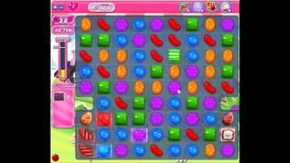 Candy Crush Saga Level 464 NO BOOSTERS