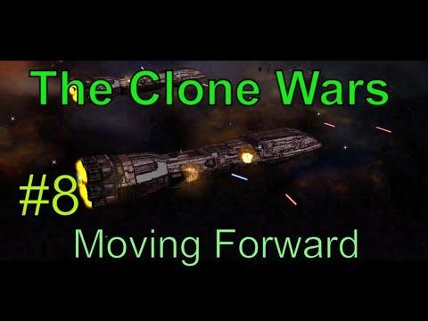 Empire at War: the Clone Wars #8: Moving the fleet forward!