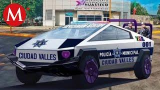 Alcalde de San Luis Potosí compra 15 camionetas cybertruck de Tesla