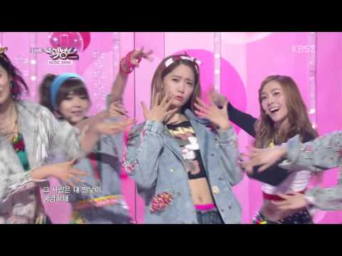 SNSD - I GOT A BOY (Jan 11, 2013)