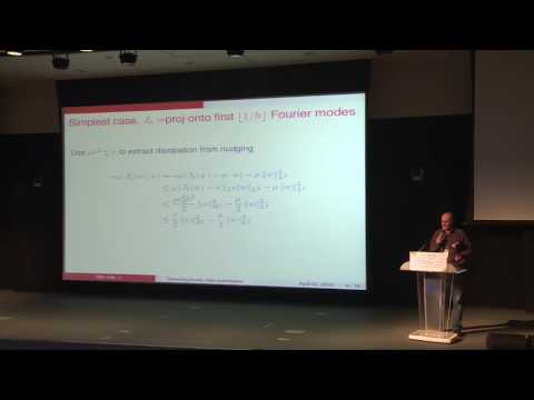 Korean Mathematical Society(2016 KMS Spring Meeting, Plenary Lecture,  Michael Summerfield Jolly)