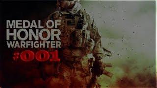 Let's Play   Medal of Honor: Warfighter  Part 1 [HD/PS3/LPT] #Die Schlacht beginnt!