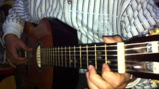 GUITARE MAROC RADWAN (Cheb MAMI-tza3za3 khatri)