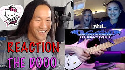 DragonForce Reaction - Herman Li Reacts to The Dooo Playing Guitar on Omegle