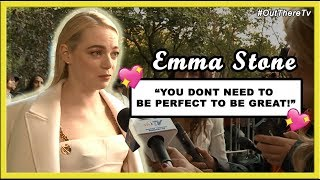 Oscars 2019 - The Favourite - Best Supporting Actress Nominee - Emma Stone - #OutThereTV
