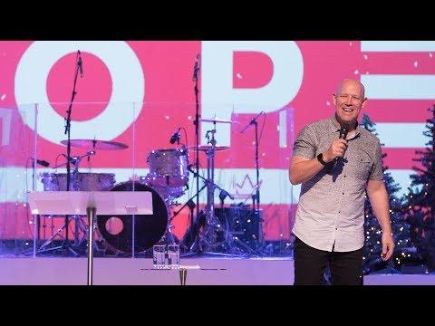 Senior Pastor Ashley Evans - Vision