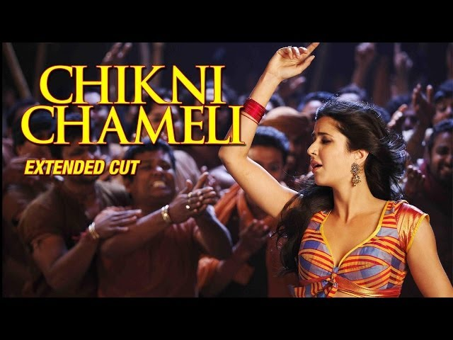 Chikni Chameli -- Official Full Song Video from Agneepath hd