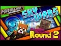 Minecraft Xbox Sky Wars with Map Download | Round 2 With The Mining Cake & Paige the Panda