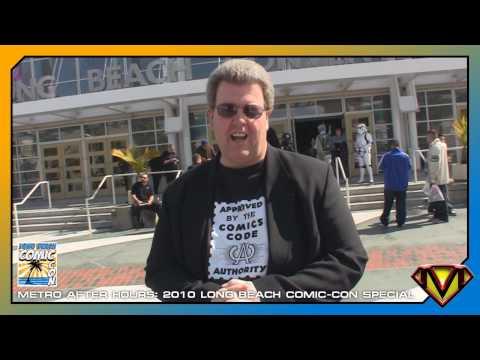 Metropolis Comics Special: LB Comic-Con Part 1