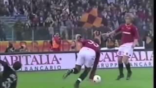 Batistuta ● Rare plays, dribbles & skills (no goals)