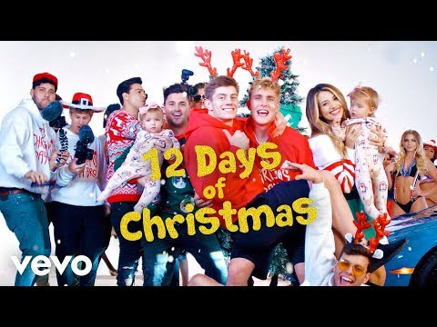 Jake Paul  12 Days Of Christmas Feat Nick Crompton