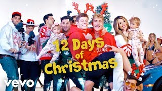 Смотреть клип Jake Paul - 12 Days Of Christmas