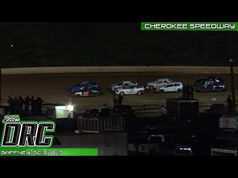 Cherokee Speedway | 3.18.17 | SCDRA Extreme 4 | $5,000 To Win Feature