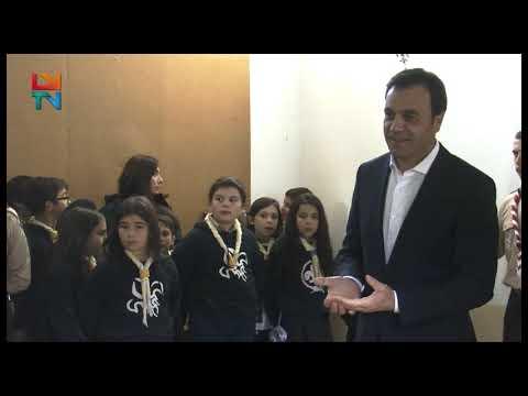 Assinatura do Protocolo dos Escuteiros de Bragança