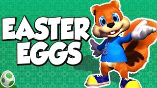 Easter Eggs in Conker's Bad Fur Day - Cameos and References