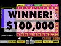 Four Card Keno 8 Spot Jackpot Winning Strategy - Step by Step Tutorial