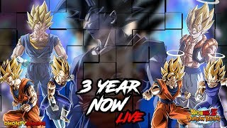 THE 3 YEAR ANNIVERSARY STARTS NOW! | LETS SEE THE SCHEDULE!! | DRAGON BALL Z DOKKAN BATTLE