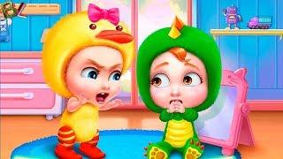 КРОШКА Малыш Как БОСС Молокосос Заботимся о малышах. Мультик Игра Для Детей