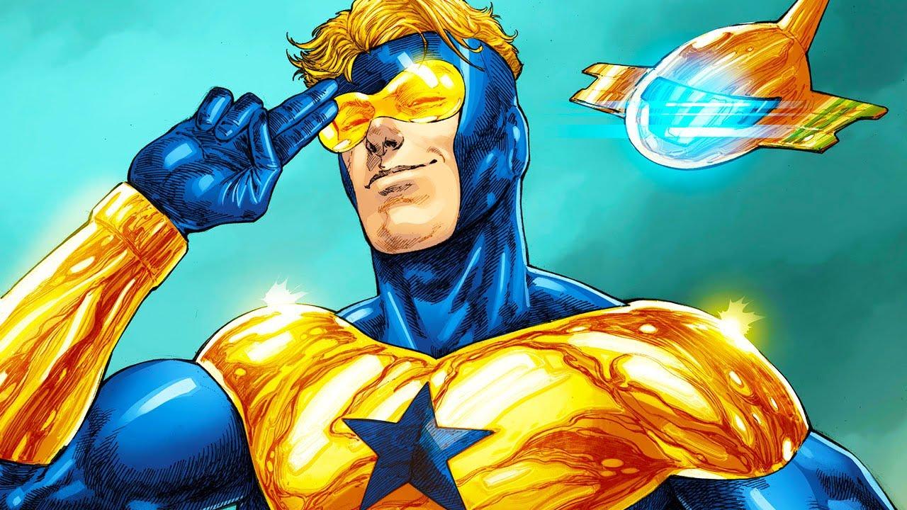 Top 10 Most Powerful Futuristic DC Comics Superheroes