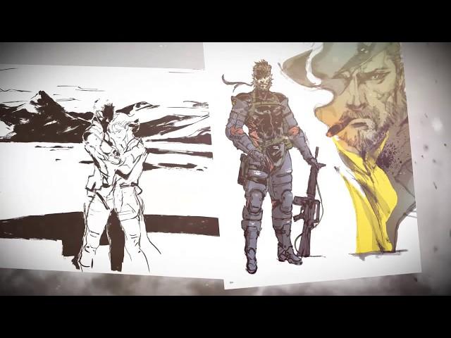 Metal Gear Solid I-IV : l'encyclopédie visuelle !