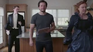 AT&T Commercial 2017 Mark Wahlberg Entertainment-Filled House