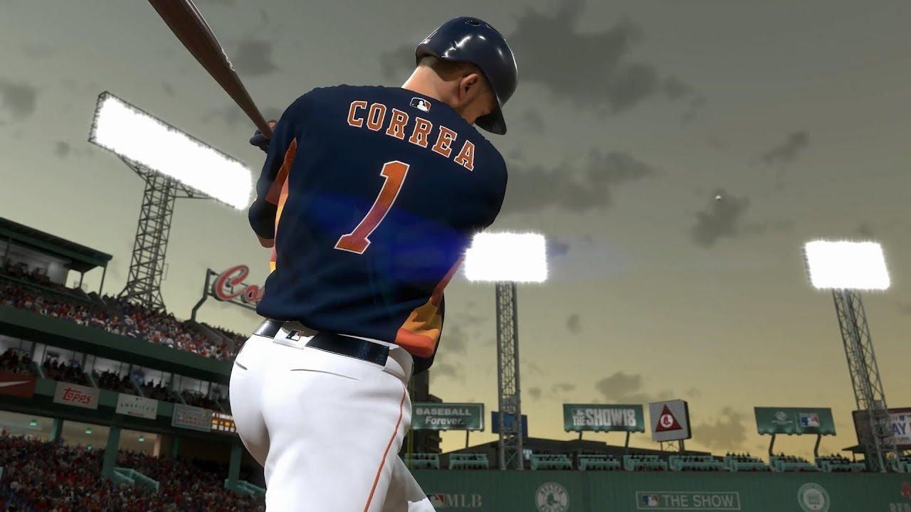 MLB THE SHOW 18(英語版)_body_7
